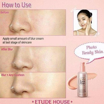 Face Blur By Etude House blurring