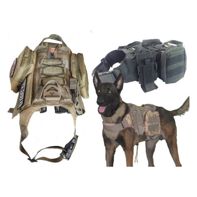 Dogpull M60 Tactical Vest