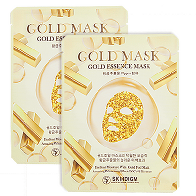 Gold Essence Mask By Skindigm essence mask Gold