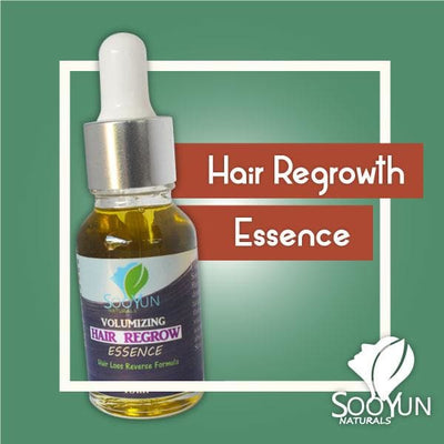 Volumizing Hair Regrow Essence by Soo Yun