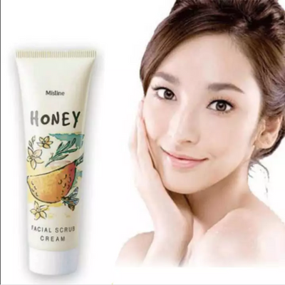 Honey Facial Scrub Cream by Mistine™