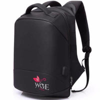 Limited Edition Anti-Theft Backpack By Wge Asia Bobby purse XD Design functional safety features