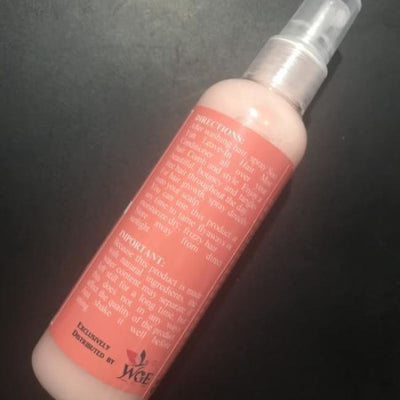 Leave-In Hair Mist Conditioner W/ Argan Oil By Soo Yun