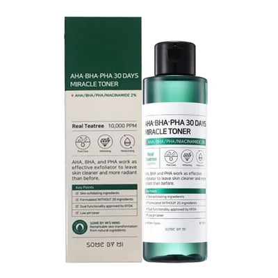 AHA BHA PHA 30 Days Miracle by Some By Mi Toner - 150ML