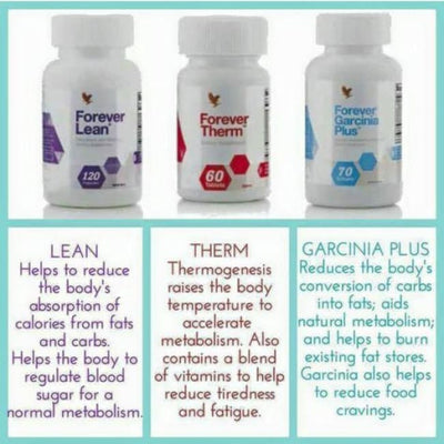 Forever Living Garcinia Ultimate Trio weight loss