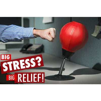 Stress Buster Desktop Punching Bag stress Punching Bag Desktop bag
