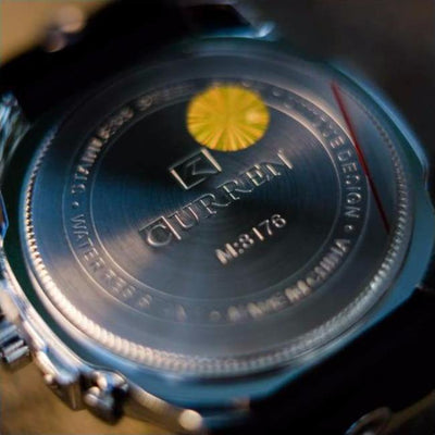 Chronometer Luxury Watch