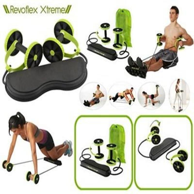 Workout Abs Fitness Machine by Revoflex Xtreme