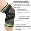 3D Knee Compression Support (Buy One Take One)