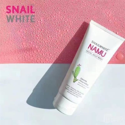 Snail White Facial Jelly Wash 100Ml By Namu Jelly facial wash Snail White Namu