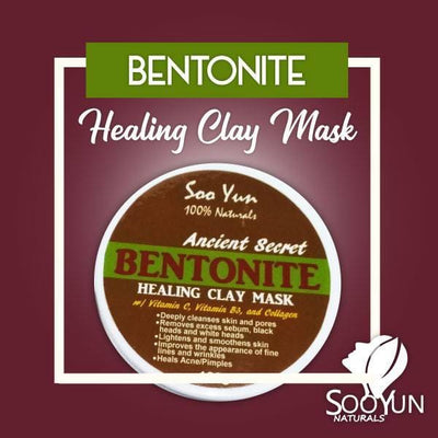 Ancient Secret Bentonite Healing Clay Mask by Soo Yun