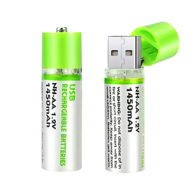 Ultra Charge AA battery