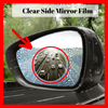 Perfectly Clear Side Mirror Film for All Weather (BUY ONE TAKE ONE)