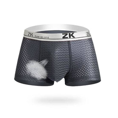 Mens Ice Silk Boxers