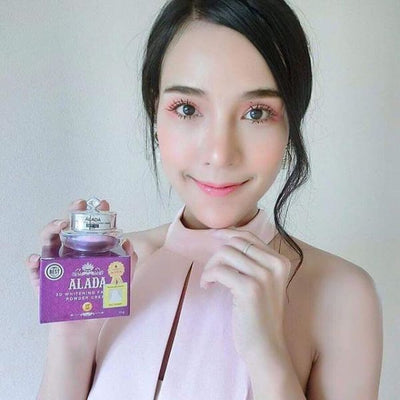 Alada 3D Whitening Powder Cream