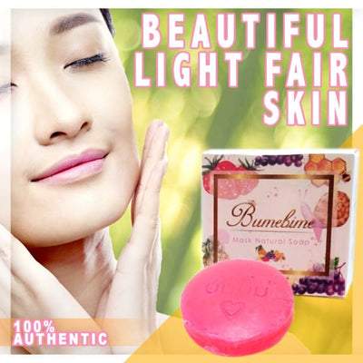 Bumebime Mask Whitening Soap 100g - Authentic