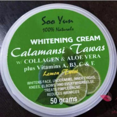 Calamansi Whitening Cream By Soo Yun