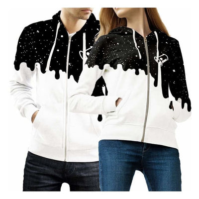 Paint The Sky With... Paint - Hoodie (Unisex)