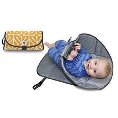 3-In-1 Diaper Changing Pad portable changing station baby bedding playmat bag baby