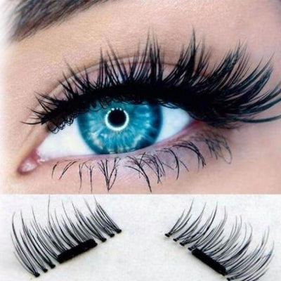 Magnetic Eyelash WGEAsia make up extension seamless lashline glue lashline magnet