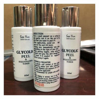 Glycolic Peel & Rejuvenating Toner 60Ml By Soo Yun