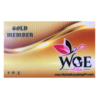 cards Gold members Membership WGEAsia discount 10%