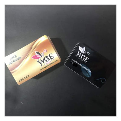 cards Gold members Membership WGEAsia discount 10% 12% Platinum