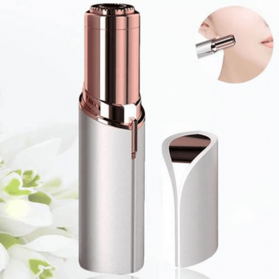 Rose-Gold Flawless Hair Remover razor  hair remover gold hair removal Flawless