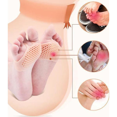Breathable Metatarsal Pads
