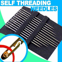 NeedleGuide Self-Threading Needles