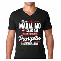 Punyeta Shirt cloth clothing cotton statement shirt tee print design WGEAsia Men Women