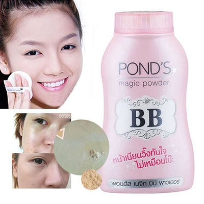 Bb Magic Powder By Ponds powder Magic