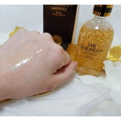24K Goldzan Gold Essence Ampoule By Skinature