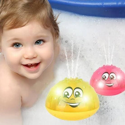 Infant Childrens Electric Induction Water Spray Toy