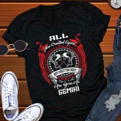 T-Shirts Gemini Zodiac Shirt clothing tees