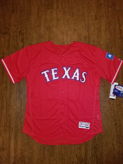 Men's Texas Rangers Rougned Odor Flexbase MLB Jersey