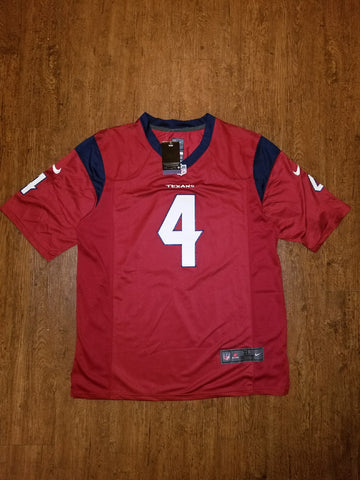 Men's Houston Texans Deshaun Watson Nike NFL Jersey