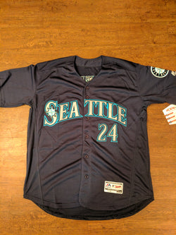 Men's Seattle Mariners Ken Griffey Jr. Flexbase Jersey