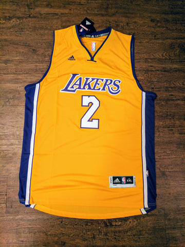 Men's Los Angeles Lakers Lonzo Ball Jersey