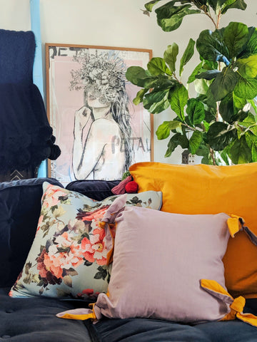 the hectic eclectic siesta home style challenge