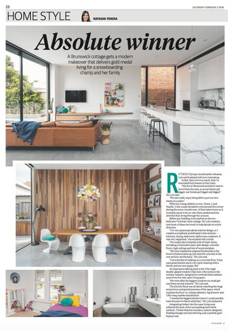 herald sun home living feature home