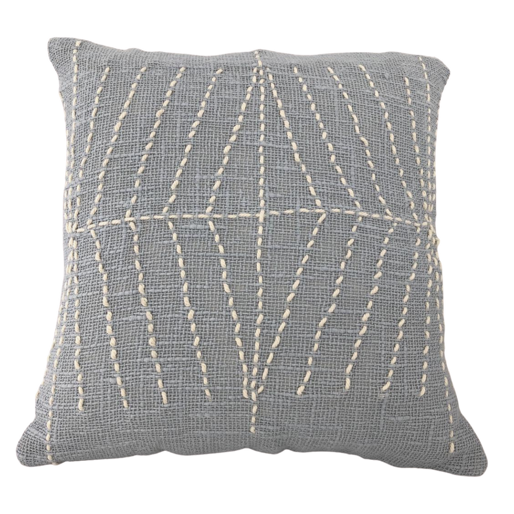 Sienna Cushion - Blue