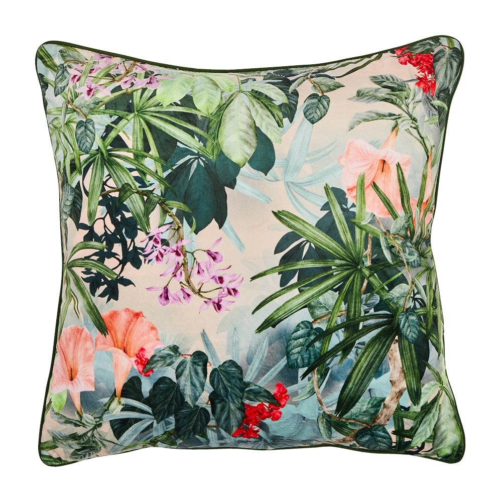 Indoor/Outdoor Cushion – Wild Flowers