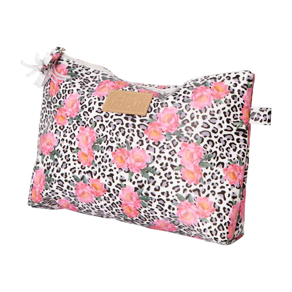 Cosmetic Bag – Animal Floral