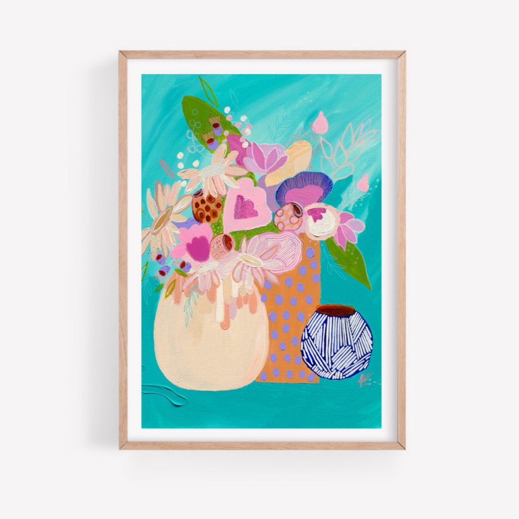 Kate Unframed Print - Out of the Wilderness Collection