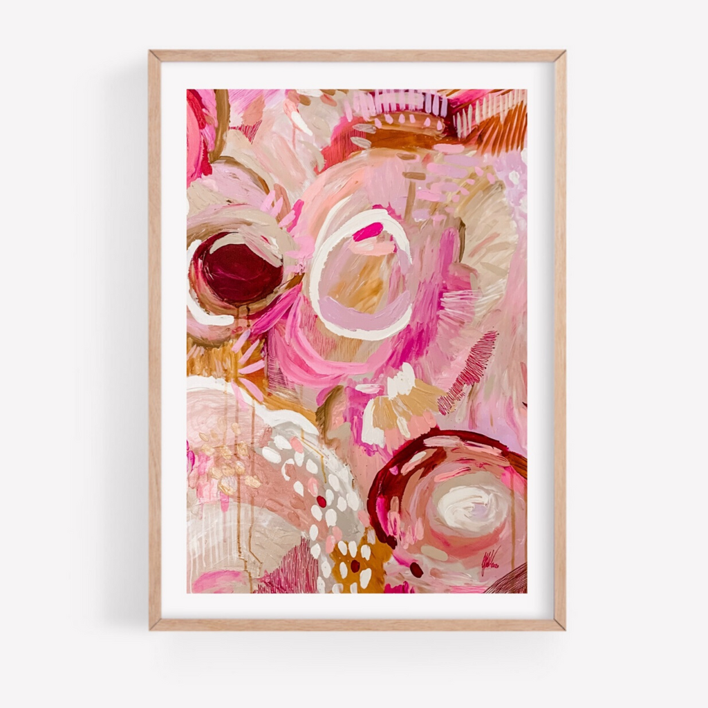 All the Lovers Unframed Print
