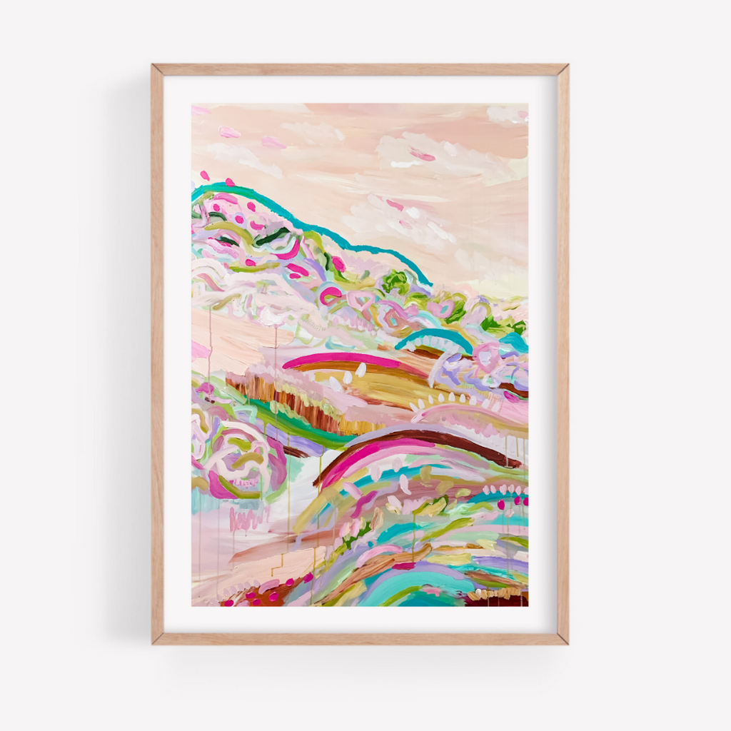 Salvation Hill Unframed Print
