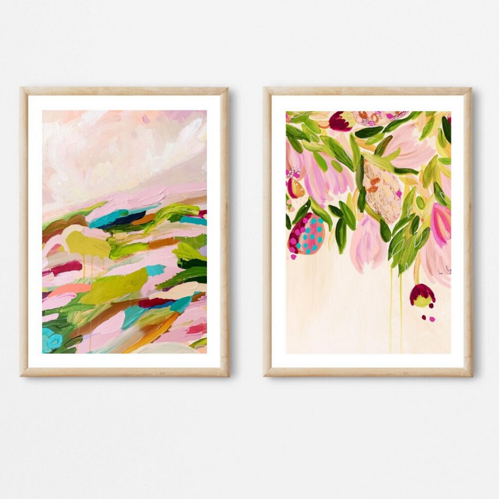 Eden Unframed Prints