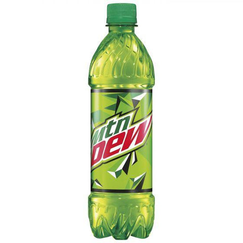 Mountain Dew - Big Time's Vapor