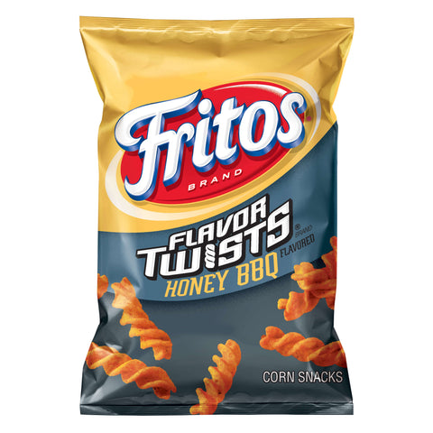 Fritos Twists Honey BBQ Flavored Corn Chips - Big Time's Vapor